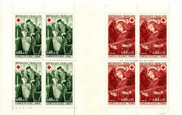 Carnet Croix Rouge De 1970 Y&T N° 2019 - Red Cross