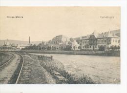 Dorna-Watra (synagogue In The Back) - Roumanie
