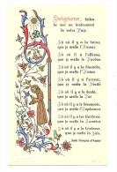 Image Religieuse, Institution Ste-Marie De Monceau - 25 Mai 1960 - Devotion Images