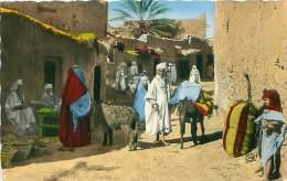 Une Rue - Algérie