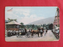 Bar Harbor Horse Show Not Mailed  Ref 1285 - Stati Uniti