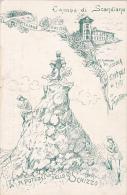 Italy Military Postcard  ; Campo Di Scandiano, 00-10s - Non Classificati