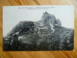 12 : Aubrac - Vue D´ensemble Du Rocher De Belveyet - Au Pays Des Narcisses - (n°1702) - Francia
