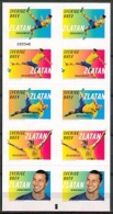 ZWEDEN 2014 Postzegelboekje Slatan Ibrahimovic PF-MNH - Carnets