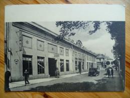 Garage - Station Service - Lieu à Identifier - Animée - Dos Vierge -(n°1713) - Cartes Postales