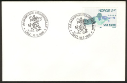 NORWAY, World Biathlon Championship Oslo Holmenkollen 1986 - Shooting (Weapons)