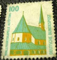 Germany 1989 Wallfahrtskapelle Altutting 100pf - Used - DDR