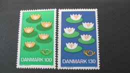 Denmark - 1977 - Mi.Nr. 635-6**MNH - Look Scan - Nuovi