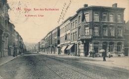 LIEGE : RUE DES GUILLEMINS - Liege
