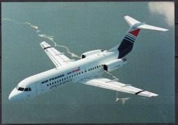 Carte Postale - Fokker 70 - Air Littoral - Neuve - 1946-....: Moderne