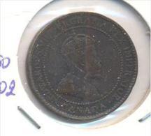 CANADA 1902 PLATA - Canada