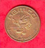 JETON NAMCO   -- ARCADE TOKEN  - 2000NAMCO LTD - Etats-Unis