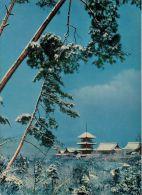 Kiyomizu Temple, Kyoto, Japan Postcard - Kyoto