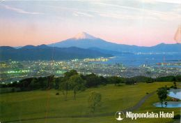 Nippondaira Hotel, Shizuoka, Japan Postcard - Giappone
