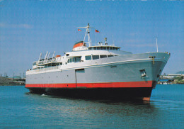 Ferry , The COHO , Vancouver Island , B.C. , Canada , 50-70s - Traghetti