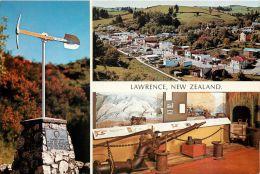 Lawrence, Otago, New Zealand Postcard - New Zealand
