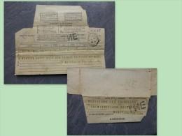 Télégramme TARBES Pour Montpellier V 1945 ? Prytanéee, Margueran, TB CACHET TNE ; Ref004 - Telegraph And Telephone