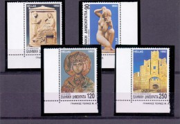 GREECE STAMPS  RHODES   -26/2/93-COMPLETE SET-MNH - Greece