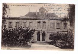 CPA Oran (Algérie), Eckmuhl, École Normale D'Institutrices, Années 1930 - Oran