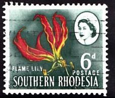 Southern Rhodesia, 1964, SG 97, Used - Southern Rhodesia (...-1964)