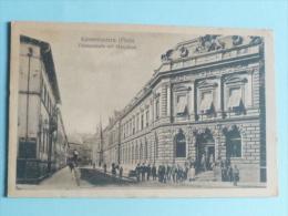 ALLEMAGNE - KAISERSLAUTERN - Theaterstrabe Mit Hautpost - Kaiserslautern