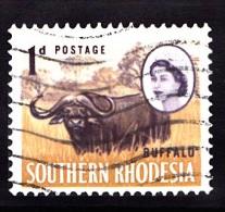 Southern Rhodesia, 1964, SG 93, Used - Southern Rhodesia (...-1964)