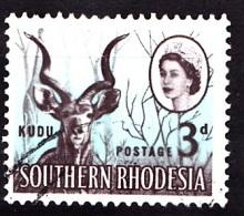 Southern Rhodesia, 1964, SG 95, Used - Southern Rhodesia (...-1964)