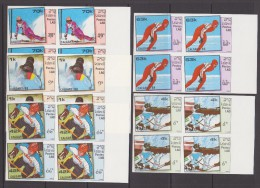 LAOS  NON DENT/IMPERF CALGARY **  MNH Ref M124 - Winter (Other)