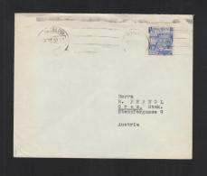 Carta 1950 Barcelona Milenario De Castilla - 1931-Heute: 2. Rep. - ... Juan Carlos I