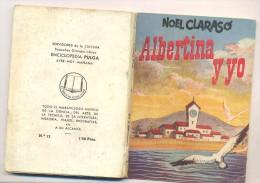 ENCICLOPEDIA PULGA ALBERTINA Y YO - Libros, Revistas, Cómics