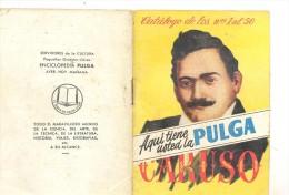 ENCICLOPEDIA PULGA  CARUSO - Libros, Revistas, Cómics