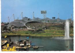 STADE OLYMPIQUE MUNCHEN - Stades