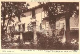 PLAN De BAIX -  Le Préventorium - Maison Blanche - Autres Communes