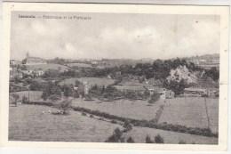 Jamioulx - Panorama Et La Platinerie  - Edit. Me L. Bruffaerts, Jamioulx - Ham-sur-Heure-Nalinnes