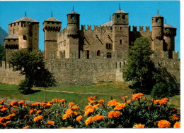 Castello Di Fenis - Italy
