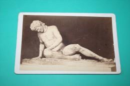 PHOTO XIXe - LIBRERIA SPITHÖVER - ROMA - Antiche (ante 1900)