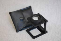 Metalen Precisie Dradenteller In Hoesje, NIEUW/NOUVEAU, Normale Winkelprijs 20 € !!! (001) - Pinces, Loupes Et Microscopes