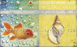 TELECARTES - ISRAEL  - Carte Magnétique ISRAEL Moyen - Israel