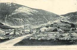 Depts Divers - Drome -ref  M140- Vue Generale De Vassieux Et Col De Jossands , Vercors  - Carte Bon Etat  - - Autres Communes
