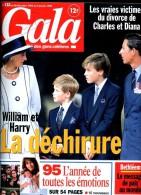 Gala 133 William Harry L'année 1995 - People
