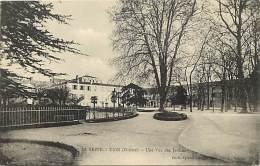 Depts Divers - Drome -ref  M112- La Teppe - Tain -une Vue Des Jardins   - Carte Bon Etat - - France