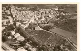 1 - POMEROLS - VUE AERIENNE - France