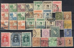 Lote 35 Sellos  India Holandesa, Nederland Indie º - Indes Néerlandaises