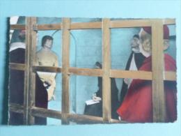 ROUEN - Musée Jeanne D´Arc , Jeanne Inerrogée Dans Sa Prison Par L´évèque Pierre CAUCHON - Rouen