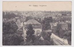 (RECTO / VERSO) LAGNY EN 1916 - N° 243 - VUE GENERALE - Frankrijk