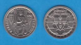 """PORTUGAL   25 Escudos 1.985 CuNi  KM#627 """"CORTES DE COIMBRA """" SC/UNC DL-10.888 - Portogallo"""