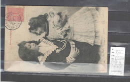 Lettre Cachet Convoyeur Melle à La Mothe Saint Heraye Répété Au Verso - Postmark Collection (Covers)