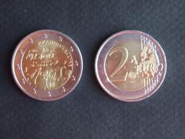 PIECE Commémorative 2 Euros FRANCE - 30ème Anniversaire FETE De La MUSIQUE 2011 - France