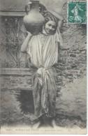 Scénes Et Types/Jeune Fille Arabe/ LL /  Constantine/Givry// 1909   CPDIV143 - Femmes