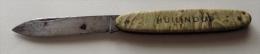 Couteau De Poche 1 Lame De Marque Huilindus De 8,5 Cm - Strumenti